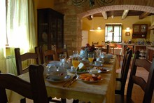 Breakfast in Fonte Fresca